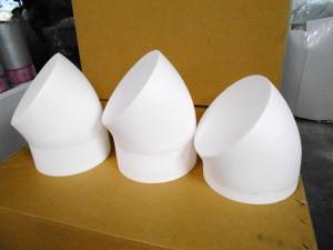 発泡スチロール加工 計測用芯材